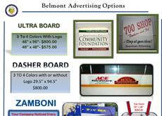 Advertising Options