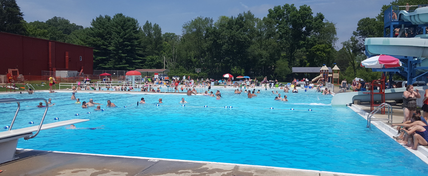 Belmont Pool Memberships